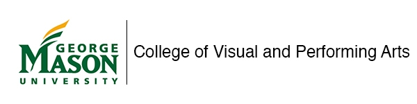 Image result for gmu college of visual and performing arts logo